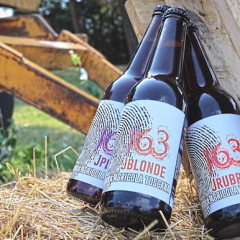 """E' nata la """"piccola"""" J63: la birra agricola nel formato 33cl"""