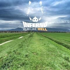 INFERNO RUN at Torre a Cenaia, 7 may 2016