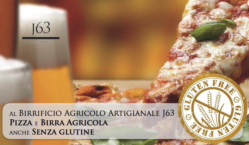 Pizza birra senza glutine