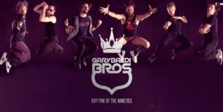 Buon compleanno J63 con i Gary Baldi Bros
