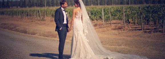 Un matrimonio speciale in Toscana