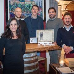 Pitti&Friends sul podio della Ristorazione Pisana
